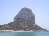 Costa Blanca Resorts - Calpe and the Penon de Ifach