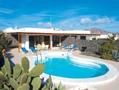 Playa Blanca Holiday Villa
